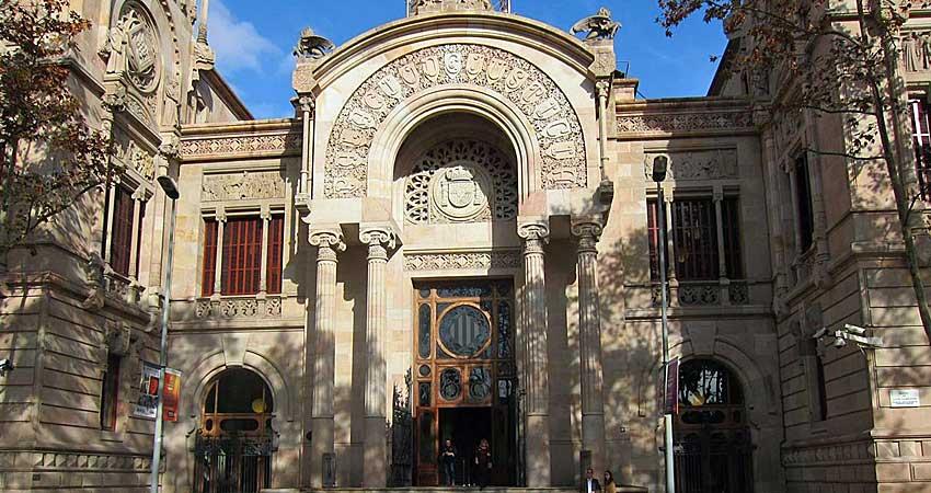 Sentencia informe pericial Audiencia Provincial de Barcelona. Informe pericial ingeniería.